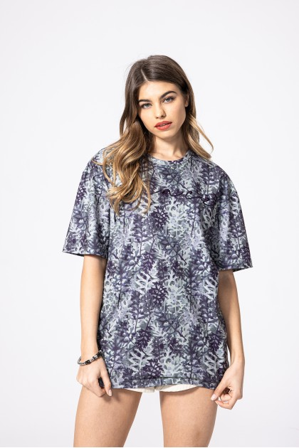 Lost in the Woods Oversize T-Shirt